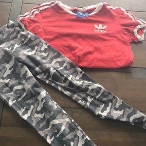 Cute bundle Adidas
